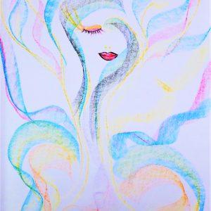 I Am DreamFlow - I AM ARt - Melania Adony