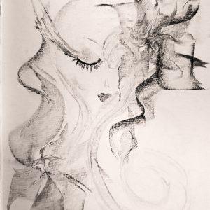 I Am Fragrance by I Am Art by Melania Adony