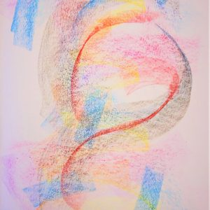 I Am Shapeless - I AM ART by Melania Adony